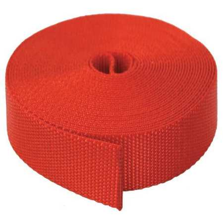 Bulk Webbing, 51 ft. x 1 In., 3800 lb.