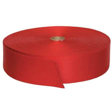 Bulk Webbing, 150 ft. x 2 In., 7000 lb.