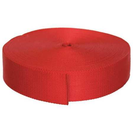 Bulk Webbing, 102 ft x 1-1/2 In, 5700 lb