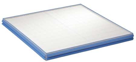 "Mini-Pleat Air Filter w/ Gasket,  20x20x2"",  MERV 14"