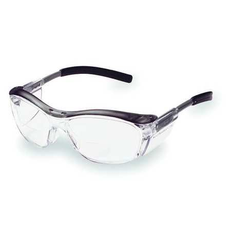 Reading Glasses, +1.5, Clear, Polycarbonate