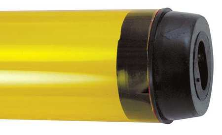 Safety Sleeve, T5 Lamps, Yellow, 45 3/16 IN,  Min. Qty 24