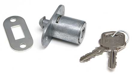 Push Lock Keyed Alike