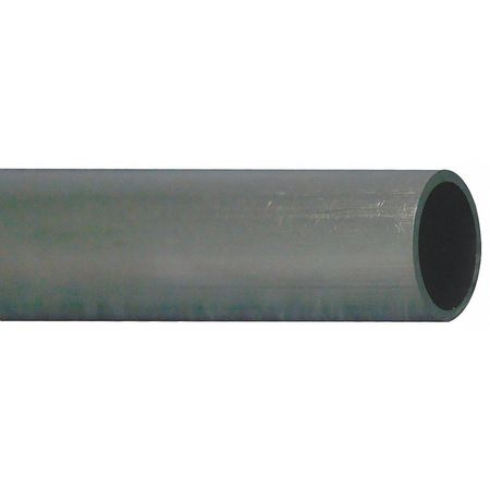 Tubing, Seamless, 1/4 in, Length 3 ft, PK5