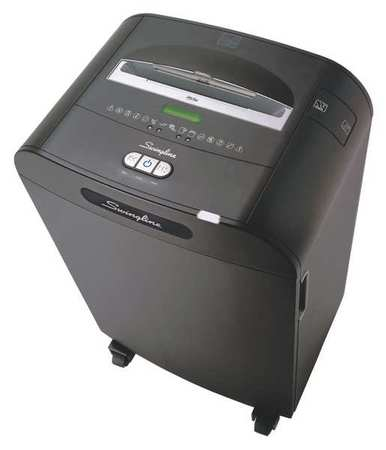 Paper Shredder, 5/32x1-3/4in, 18 Sheets