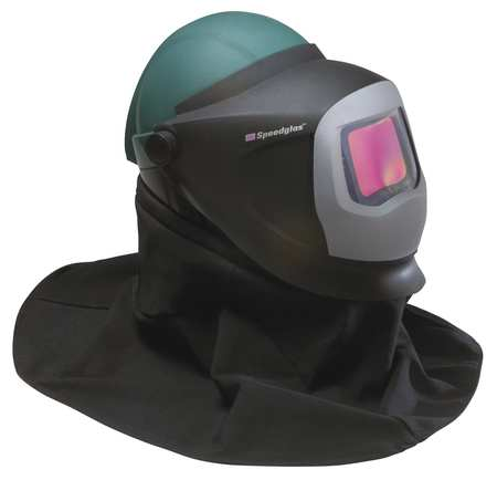 Helmet with Welding Shield, Standard