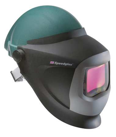 Hard Hat with Welding Shield