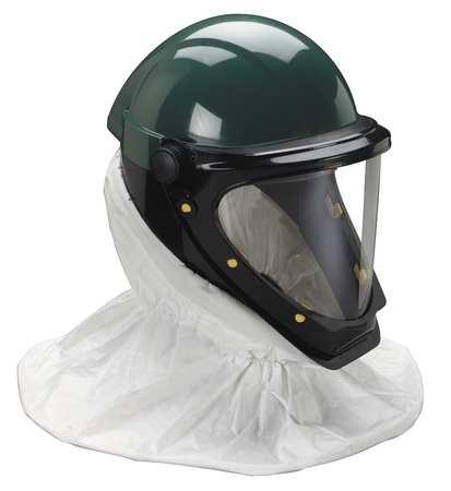 Helmet with Wideview Faceshield, Standard