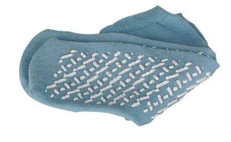 Terrycloth Tread Slipper, L, PK48