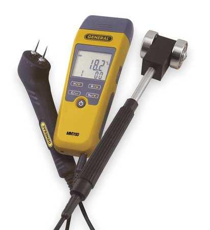Digital Moisture Meter Kit, Roller Probe