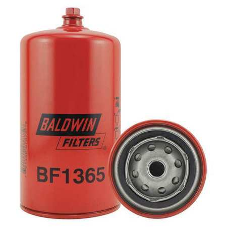 Fuel Filter, 7-13/32x3-11/16x7-13/32 In