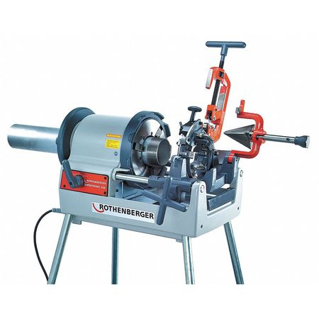 Pipe Threading Machine, 1/2 to 4 In