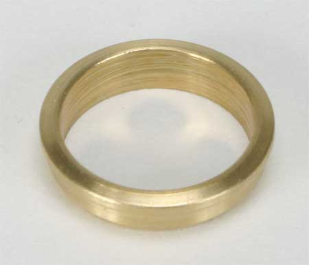 "1"" Compression Brass Back Ferrule"
