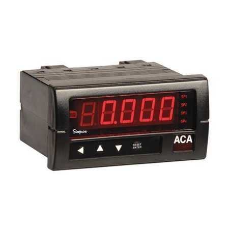 Digital Panel Meter, DC Current