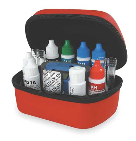 Multi-test Colorimeter, Pool Kit