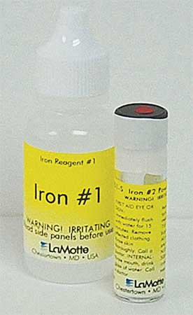 Reagent Refill, Iron, Range 0.5 to 10 PPM
