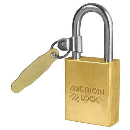 "Keyed Padlock, Alike, 1-1/2""W"