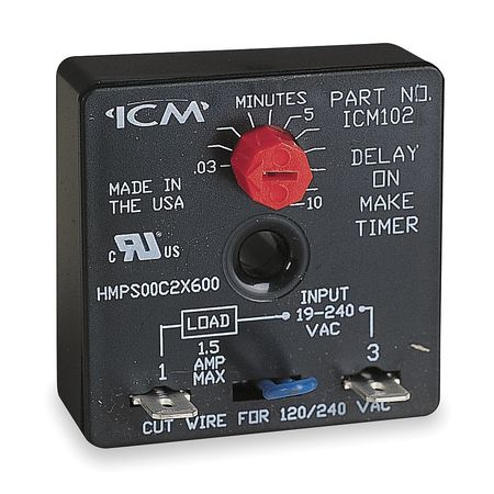 icm relay, time delay icm102 zoro com Access Control relay, time delay