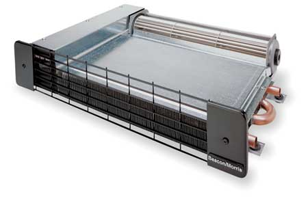 Hydronic Kickspace Heater, 10360 BtuH Max
