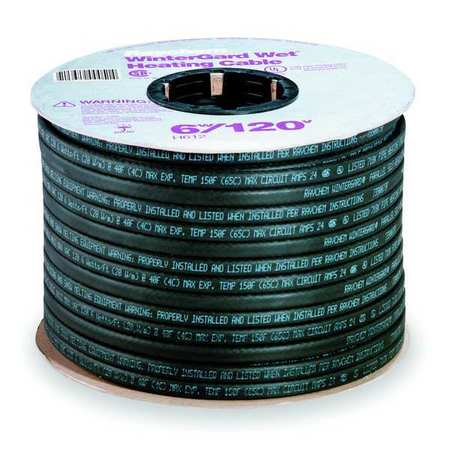 250 ft. Self Regulating Heating Cable,  120V