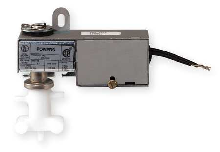 Solenoid Air Valve, 3-Way, 120VAC, 0-50 psi