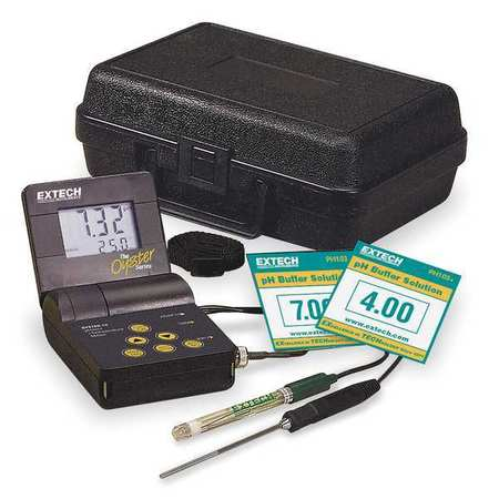 Handheld pH,  Conductivity,  TDS,  and ORP Meters