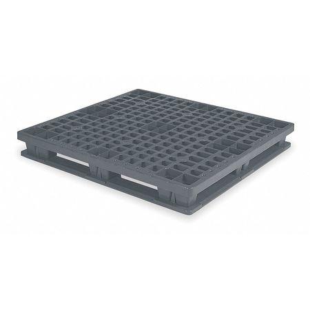 Pallet, Block, 2, 500 lb., 48 In. L, 40 In. W