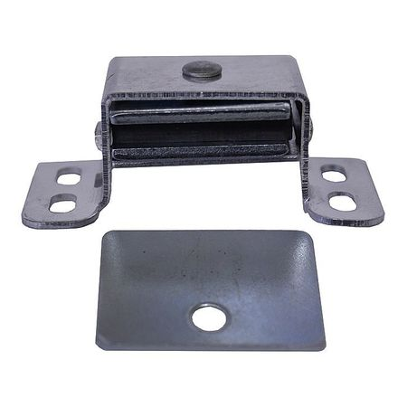 Double Sided Magnetic Catch, Aluminum