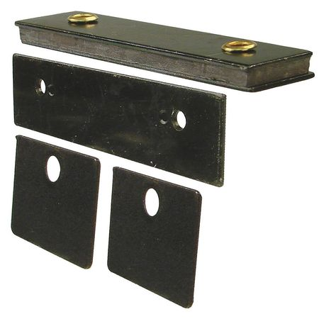 Magnetic Catch, Pull-to-Open, 22 lb., Steel