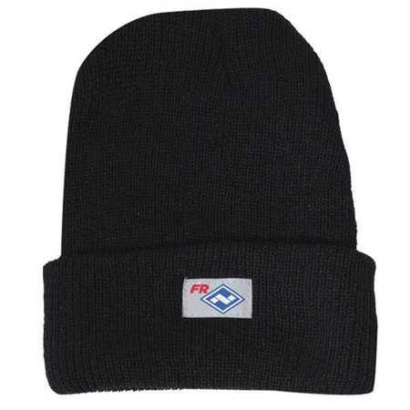 Flame Resistant Knit Cap,  Black,  Nomex(R)