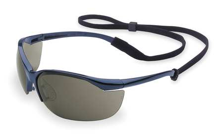 4FE55 Safety Glasses, TSR Gray, Antifog