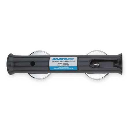 Air Gun Holder, Polyethylene, 12 In. L