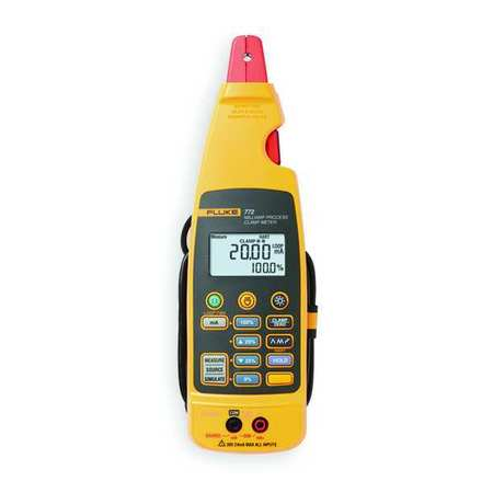 Digital Clamp Meter, Dual Backlit
