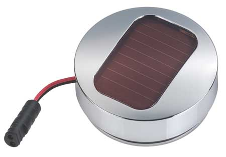 Cap and Solar Cell Assembly for EAF275-ISM,  Min. Qty 4