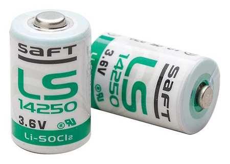 Battery, Lithium, Voltage 3.6, PK2