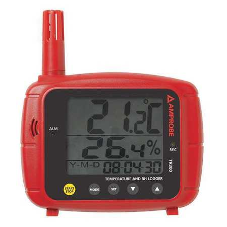 Data Logger, Temp and Humidity, Dew Point