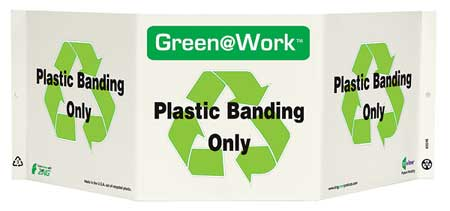 Environmental Awareness Sign, ENG
