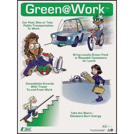 Environmental Awareness Poster, 22 x 16In