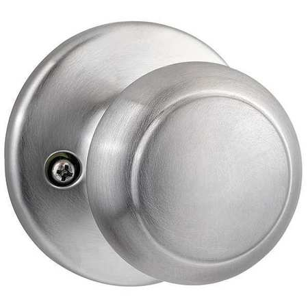 Knob Lockset, Mechanical, Dummy, Grd. 3