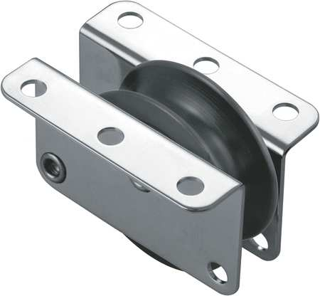 Pulley Block, Wire Rope, 1100 lb.