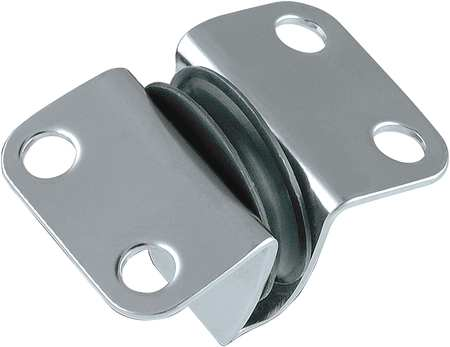 Pulley Block, Wire Rope, 350 lb.