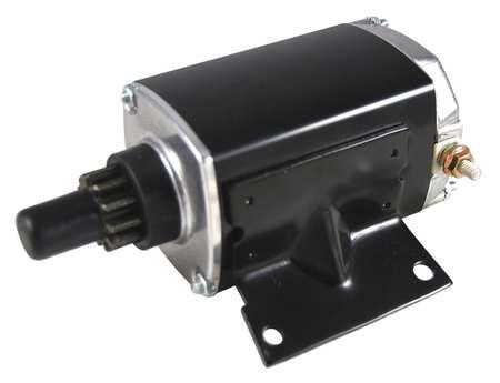 Starter Motor, 12 VDC, Bolt C 2 7/8 In