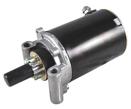 Starter Motor, 12 VDC, Bolt C 2 11/16 In