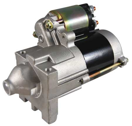 Starter Motor, 12 VDC, Bolt C 2 5/8 In