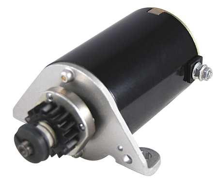 Starter Motor, 12 VDC, Bolt C 3 7/8 In