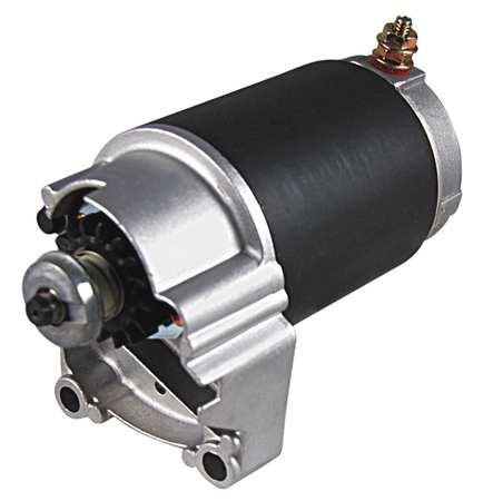 Starter Motor, 12 VDC, Bolt C 2 1/2 In