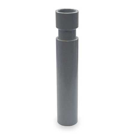 Two Piece Expansion Coupling, 1 In., PVC