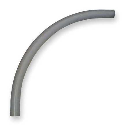 "Elbow,  90 Degree,  36"" Radius, 2 In., PVC"