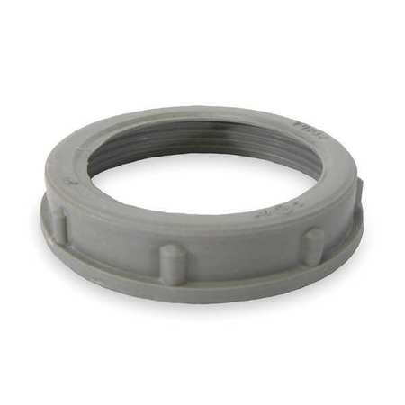 Locknut, 1-1/4 In., PVC