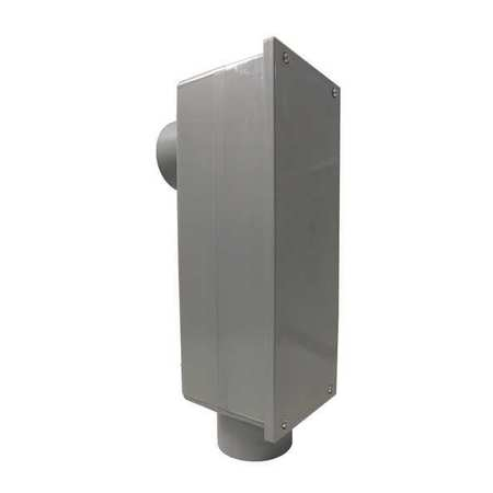 Conduit Outlet Body, PVC, LB